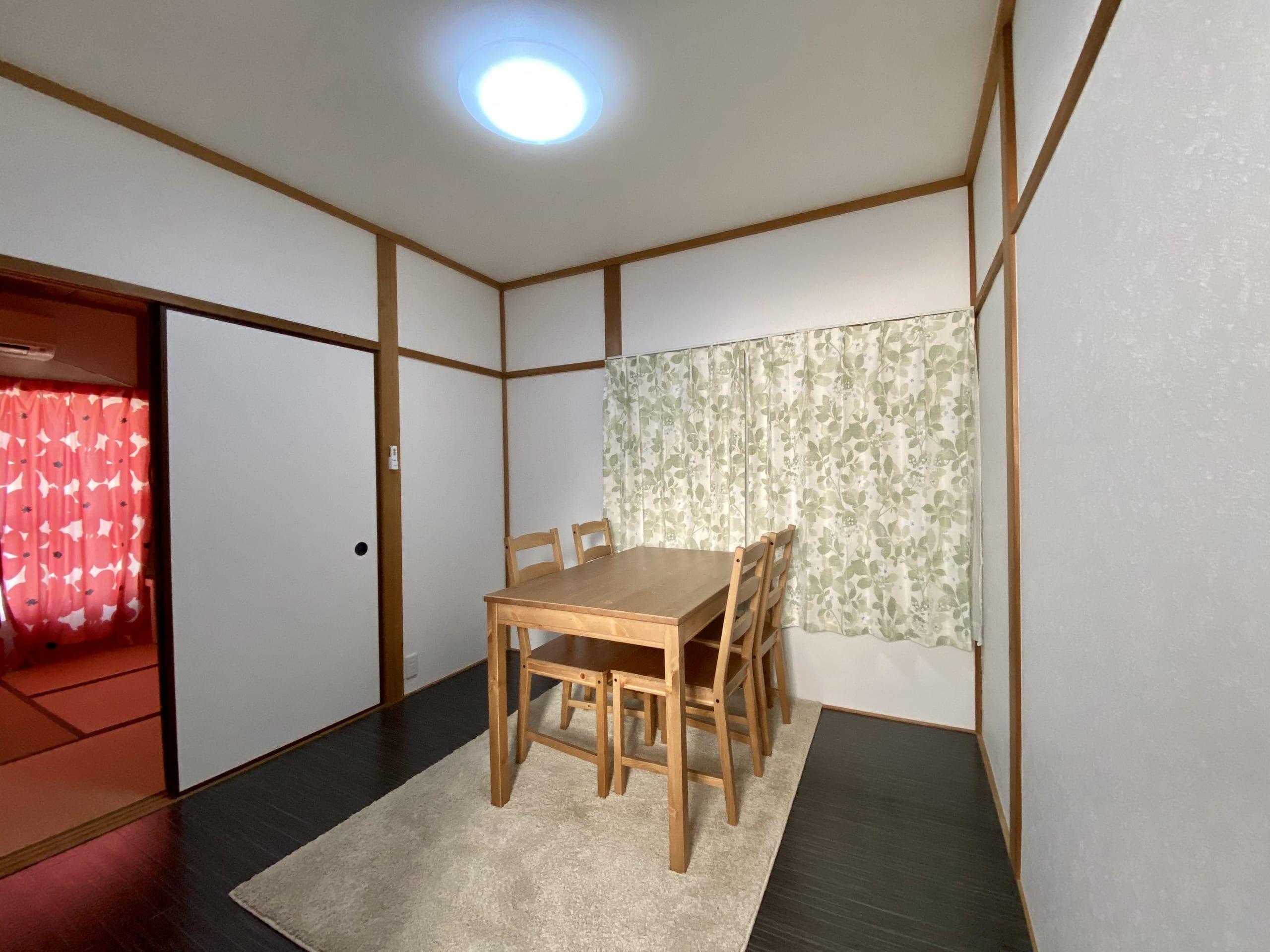 ☆マンスリーハウス板宿駅前☆Wi-Fiインターネット無料!